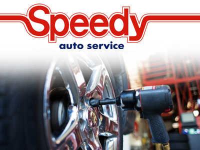 Speedy auto oil change coupon