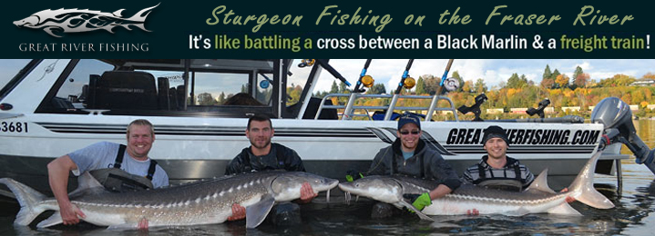 Up to 61 off 4 hour sturgeon fishing adventure for two or for Fishing for deals