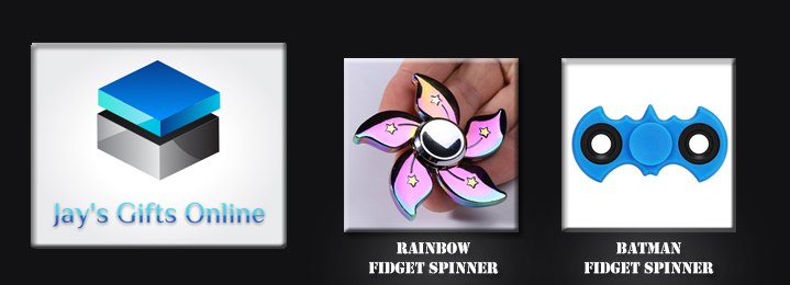 Save Up To 55 On A Rainbow Fidget Spinner Or Batman From
