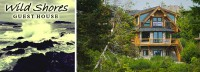 Wild Shores Guest House in Ucluelet